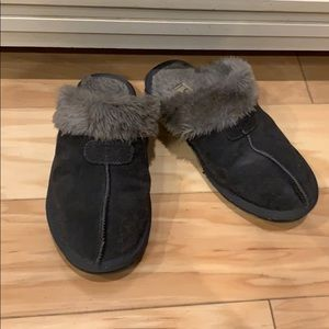 Grey UGGs Size 7